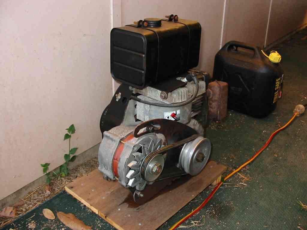 Car Alternator Wind Generator : Power g home build wind turbine using car alternator details