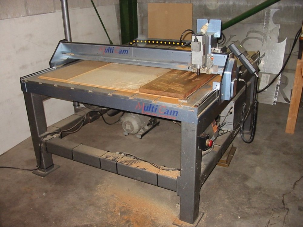 Cnc router for Home built router
